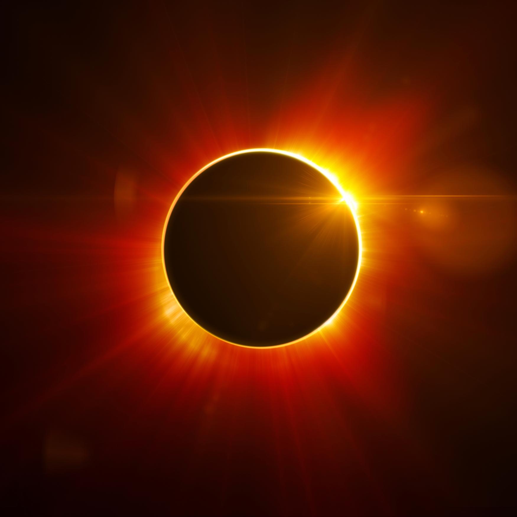 Faut-il craindre les éclipses solaires ?