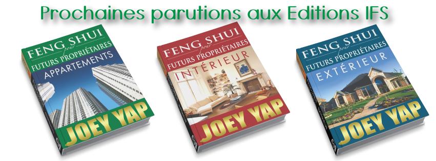 La série Feng Shui pour futurs propriétaires  – Joey Yap