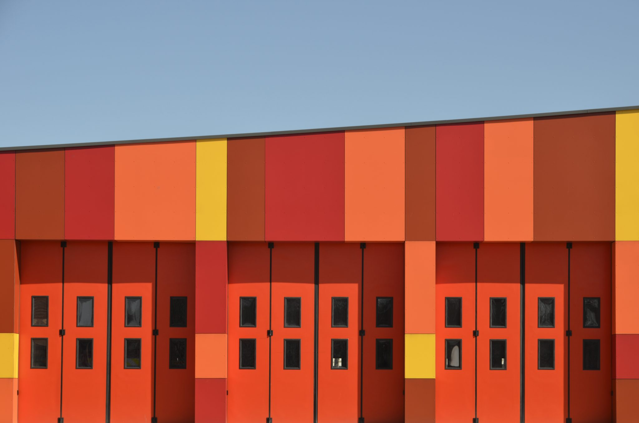 Feng Shui et couleur du toit de la maison…